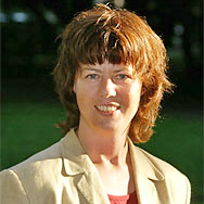 Portrait der Inhaberin Annett Schlotte